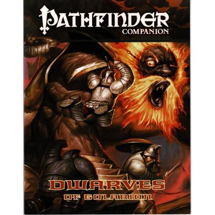 Dwarves of Golarion (jdr Pathfinder Companion en VO) 001