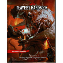 Player's Handbook (jdr Dungeons & Dragons 5 en VO)