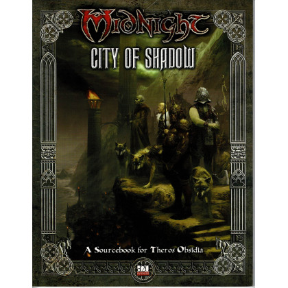 City of Shadow (rpg Midnight d20 System en VO) 001