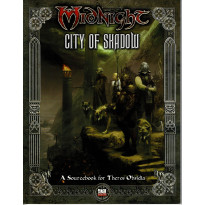 City of Shadow (rpg Midnight d20 System en VO)