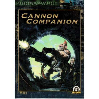 Cannon Companion (jdr Shadowrun V3 en VF) 004