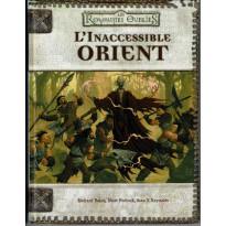 Les Royaumes Oubliés - L'Inaccessible Orient (jdr Dungeons & Dragons 3.0 en VF)