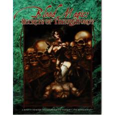 Blood Magic - Secrets of Thaumaturgy (jdr Vampire The Masquerade en VO)