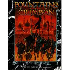 Fountains of Bright Crimson (jdr Vampire The Dark Ages en VO)