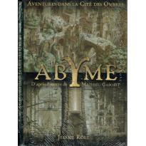Abyme - Aventures dans la Cité des Ombres (jdr Les XII Singes en VF) 001