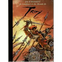 Le Jeu d'Aventures de Lanfeust et du Monde de Troy (jdr livre de base en VF)