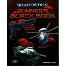 Runner's Black Book (jdr Shadowrun V4 en VO)