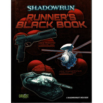 Runner's Black Book (jdr Shadowrun V4 en VO)