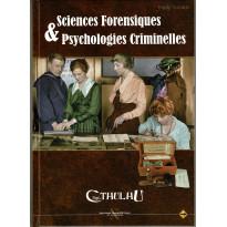 Sciences forensiques & Psychologies criminelles - Edition spéciale (jdr L'Appel de Cthulhu V6 en VF)