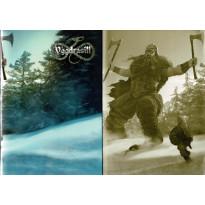 Yggdrasil - Le livret et l'écran (jdr 7e Cercle en VF)