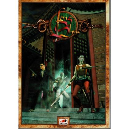 Feng Shui - Livre de base (jdr 1ère édition d'Oriflam en VF) 005