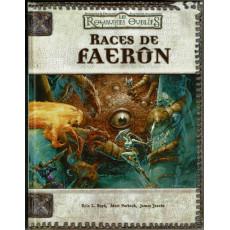 Les Royaumes Oubliés - Les Races de Faerûn (jdr Dungeons & Dragons 3.0 en VF)