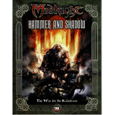 Hammer and Shadow (rpg Midnight d20 System en VO)