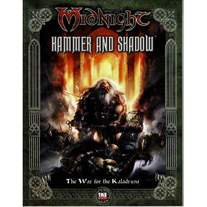 Hammer and Shadow (rpg Midnight d20 System en VO) 001