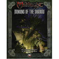 Minions of the Shadow (rpg Midnight d20 System en VO)