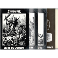 Stormbringer - Contenu boîte de base (jdr 2e édition en VF)