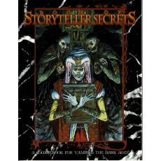 Book of Storyteller Secrets (jdr Vampire The Dark Ages en VO)