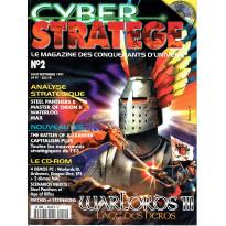 CyberStratège N° 2 (Le Magazine des Conquérants d'Univers) 001