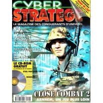 CyberStratège N° 4 (Le Magazine des Conquérants d'Univers) 001