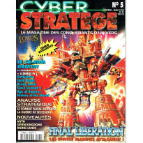 CyberStratège N° 5 (Le Magazine des Conquérants d'Univers) 001