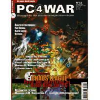 PC4WAR N° 11 (Le Magazine des Jeux de Stratégie informatiques) 001