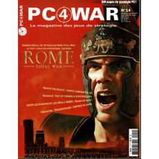 PC4WAR N° 14 (Le Magazine des Jeux de Stratégie)