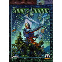 La Chair & le Chrome (jdr Shadowrun 3e édition en VF)