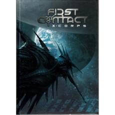 First Contact X-Corps - Le jeu de rôle (jdr 7ème Cercle en VF)
