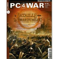 PC4WAR N° 15 (Le Magazine des Jeux de Stratégie informatiques) 001