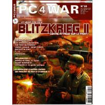 PC4WAR N° 18 (Le Magazine des Jeux de Stratégie informatiques)