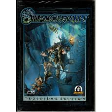 Shadowrun - Livre de base (jdr 3e Edition de Jeux descartes en VF)