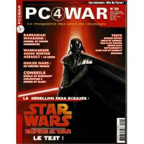 PC4WAR N° 20 (Le Magazine des Jeux de Stratégie informatiques)