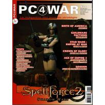 PC4WAR N° 21 (Le Magazine des Jeux de Stratégie informatiques)