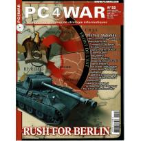 PC4WAR N° 22 (Le Magazine des Jeux de Stratégie informatiques)