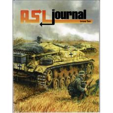 ASL Journal - Issue Ten 10 (wargame Advanced Squad Leader en VO)