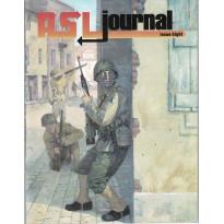 ASL Journal - Issue Eight 8 (wargame Advanced Squad Leader en VO) 001