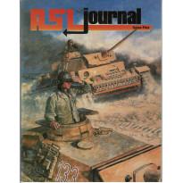 ASL Journal - Issue Five 5 (wargame Advanced Squad Leader en VO) 001