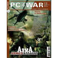 PC4WAR N° 26 (Le Magazine des Jeux de Stratégie informatiques)