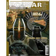 PC4WAR N° 28 (Le Magazine des Jeux de Stratégie informatiques)