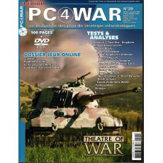 PC4WAR N° 29 (Le Magazine des Jeux de Stratégie informatiques)