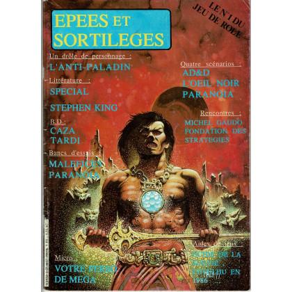 Epées et Sortilèges N° 1 (magazine de jeux de rôles) 005