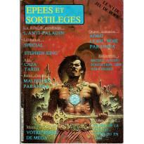 Epées et Sortilèges N° 1 (magazine de jeux de rôles)