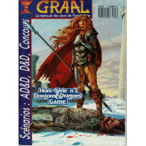 Graal Hors-Série N° 3 - Spécial Donjons & Dragons (Mensuel de jeux de rôles)