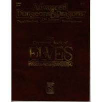 PHBR8 The Complete Book of Elves (jdr AD&D 2e édition en VO) 001