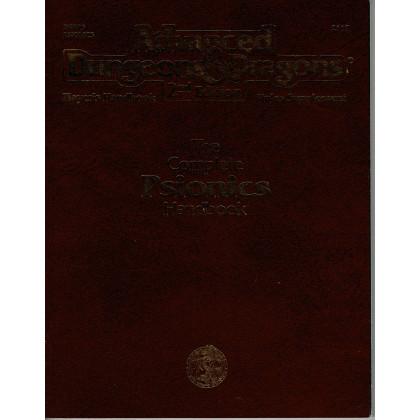 PHBR5 The Complete Psionics Handbook (jdr AD&D 2e édition VO) 002