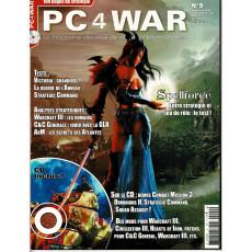 PC4WAR N° 9 (Le Magazine des Jeux de Stratégie informatiques)