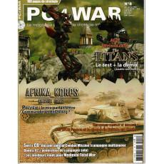 PC4WAR N° 8 (Le Magazine des Jeux de Stratégie informatiques)