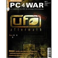 PC4WAR N° 7 (Le Magazine des Jeux de Stratégie informatiques)