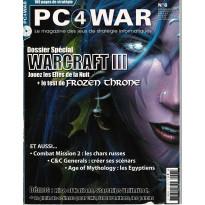 PC4WAR N° 6 (Le Magazine des Jeux de Stratégie informatiques)
