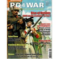 PC4WAR N° 5 (Le Magazine des Jeux de Stratégie informatiques)
